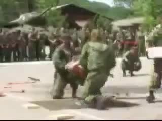 نیروهای ویژه روسیه اسپتسناز SPETSNAZ