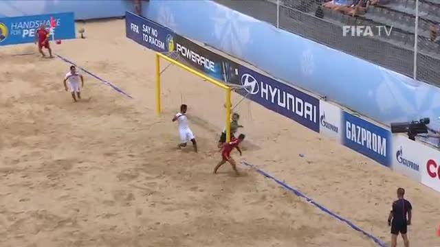 ایران 6 - 5 اسپانیا