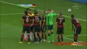 خلاصه آلمان ۷ - ۱ برزیل
