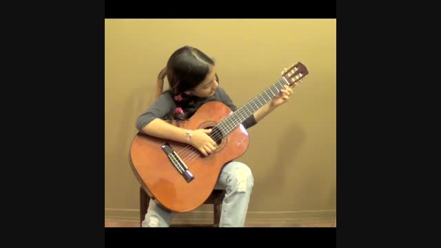 دینگ دینگ دنگ دنگ برای گیتار