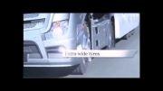11. کامیون مرسدس بنز اکتروس 2013 _ تایر های جدید