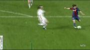 21 گل لیونل مسی به رئال مادرید