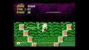 سونیک خارپشت 1 و 2(ویدیو کل لول ها) به همراه سوپر سونیک