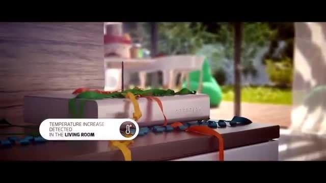 خانه هوشمند Fibaro – سنسور تشخیص حرکت