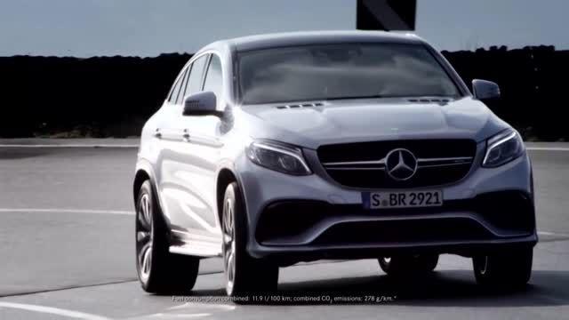 خودرو جدید مرسدس بنز - Mercedes-AMG GLE 63 Coupe