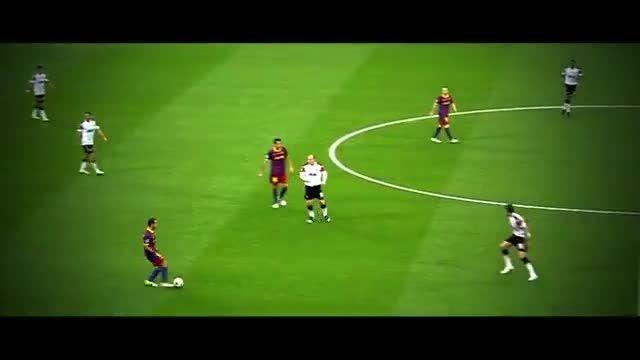 هایلایت کامل بازی لیونل مسی مقابل منچستریونایتد (2011)