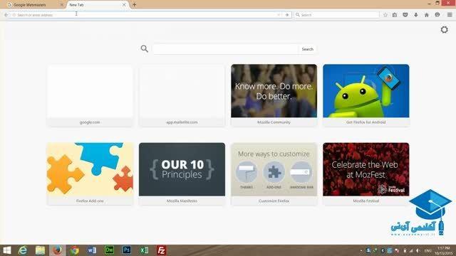 آموزش ثبت وب سایت در گوگل وب مستر تولز