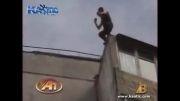 خودکشی پسر از روی ساختمان//دلشو نداری نبین...!