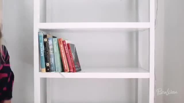 انواع چیدمان کتاب و دکوری در قفسه کتاب ها