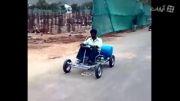 نیروی محرک پنوماتیک ( ایر موتور )