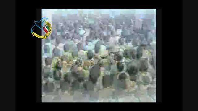 صحبت های امام خمینی(ره) با رزمندگان