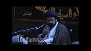حجت الاسلام میرداماد - امام مبین و کتاب مبین