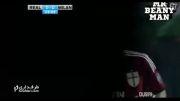 گل ژرمی منز به رئال مادرید (میلان 1-0 رئال مادرید)