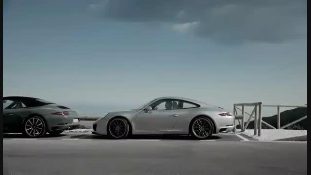The New Porsche 911 Highlights