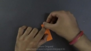 14. Origami Butterfly Ring - اریگامی انگشتر پروانه