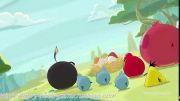 انیمیشن کوتاه Angry Birds Space