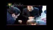 مراسم وداع با شهید کاظمی