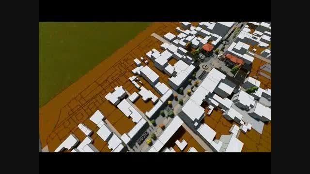 آموزش ساخت انیمیشن معماری،شهرسازی انیمیشن طراحی شهری)