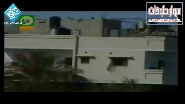 کشته شدن سرباز اسرائیلی توسط تک تیرانداز مقاومت فلسطین!