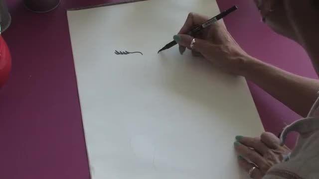 آموزش طراحی کاریکاتور 4