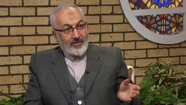 برنامه معرفت - فیض کاشانی - 15 اسفند 1393