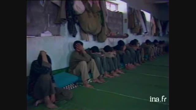 اسیران نوجوان جنگ تحمیلی عراق علیه ایران