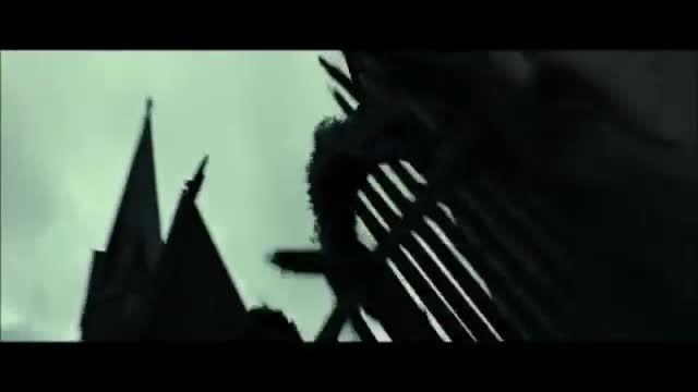 هری پاتر و یادگاران مرگ(جدال هری و ولدمورت)