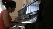 پیانو کاور آهنگ Goodbye از Inna