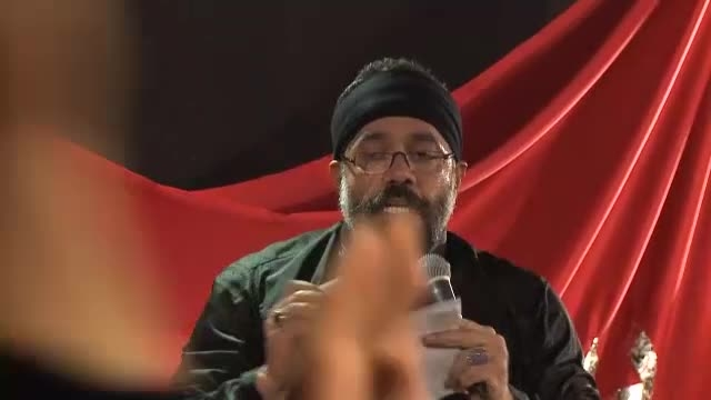 شب 9-شور(ذکر زمین٬ذکر سماء٬ لبیک یا حسین)-محمود کریمی