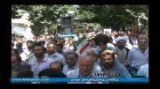 راهپیمایی روز قدس در سپیدان ( 3 مرداد 93 )