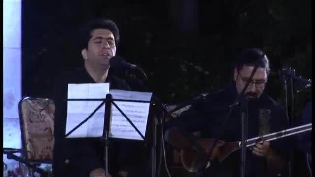 مجید درخشانی,محمد معتمدی,گروه بامداد-تصنیف دیده بی خواب