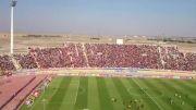 موج مکزیکی هواداران فولاد خوزستان