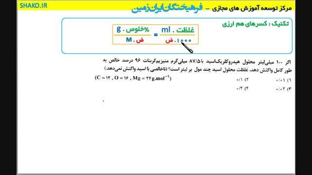 فرهیختگان ایران زمین S H A K O . I R  کنکور