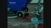 دستگاه اسکرابر- زمینشور صنعتی- اسکرابر کف شور