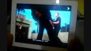 > گیم پلی بازی GTA : San Andreas روی iPad 2