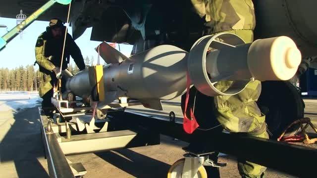جنگنده JAS-39 Gripen