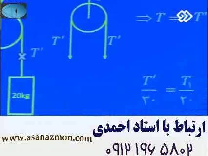 فیلم های کمک آموزشی رشته ریاضی و تجربی فیزیک کنکور 5