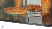 کیوسک پیتزا قیفی وپیتزا چتری(جدید)