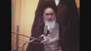 حرفهای کوبنده امام خمینی،پخش نشده