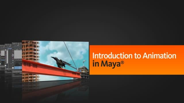 Introduction to Animation in Maya 2013