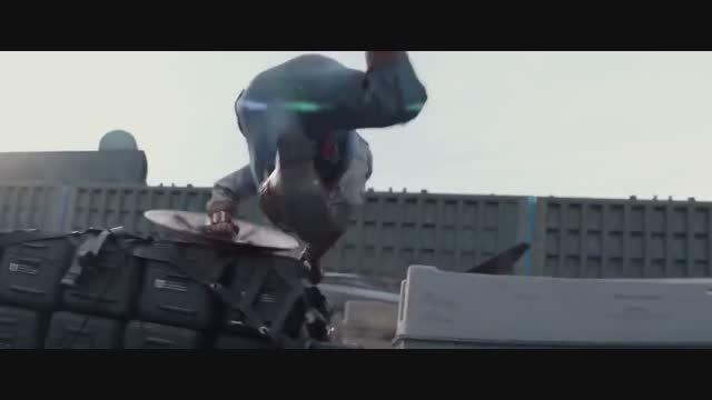 سکانس برتر فیلم Winter Soldier