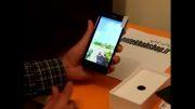 گوشی زیبا و قدرتمند P7 پیرکاردین محصول 2014
