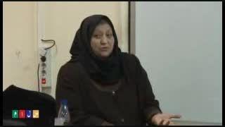 کلاس آموزشی مسائل نوجوانان دکتر سیما فردوسی (بخش اول)