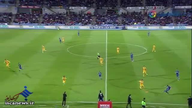 خلاصه بازی : بارسلونا 2 - 0 ختافه