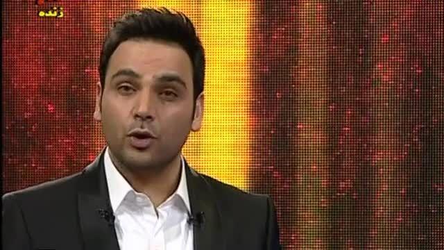 برنده شدن شهاب حسینی در برنامه سه ستاره
