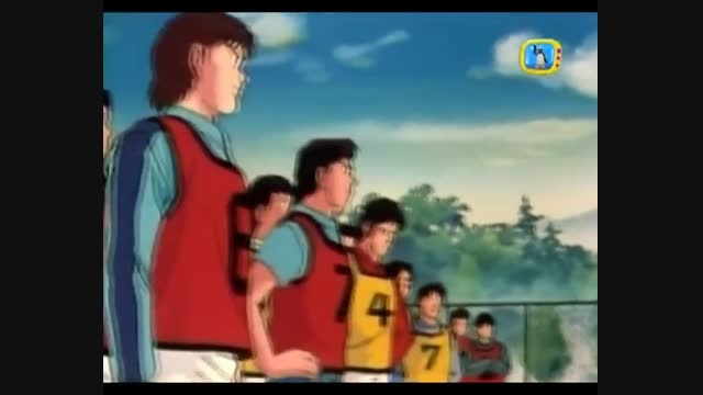 کارتون فوتبالیست ها 3 قسمت 38 دوبله فارسی