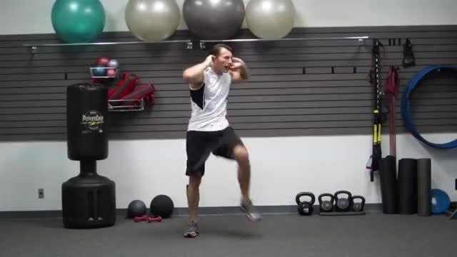 15 دقیقه ورزش کاردیو مفید برای کاهش وزن