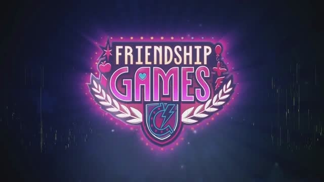 MLP: EQG - Friendship Games - You've Got Nothin' On Us