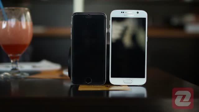 بررسی گلکسی اس 6 سامسونگ (Samsung Galaxy S6)