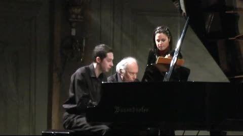 Ivan Klánsky - Dvořák Slavonic Dance No. 1